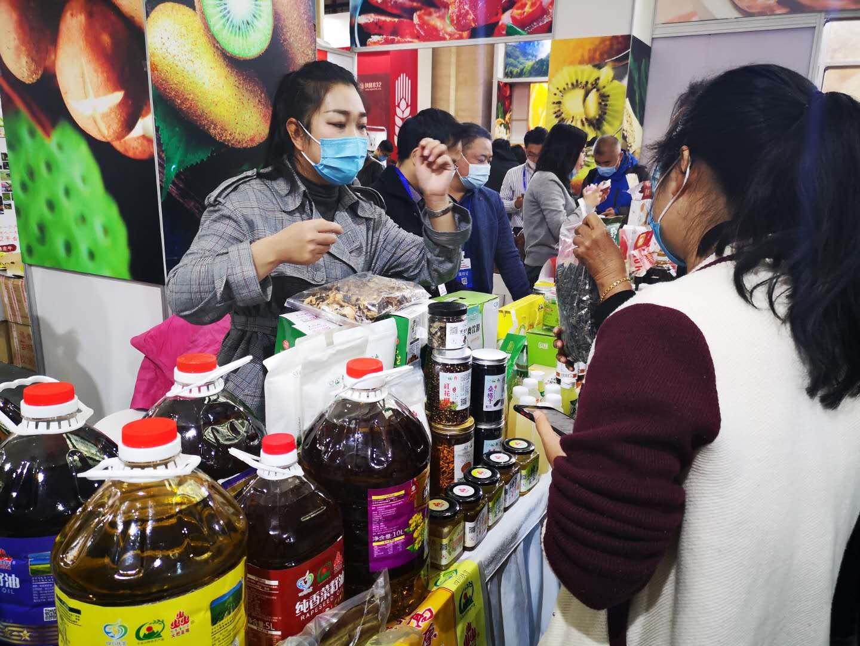 1.2萬款產品集中亮相 消費扶貧讓農副產品走出深山-中國商網|中國商報社2